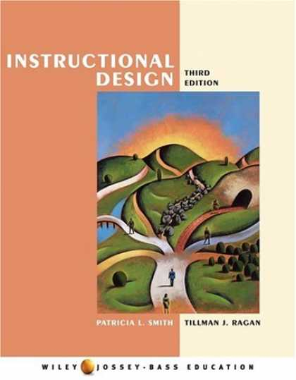 Design Books - Instructional Design (Wiley/Jossey-Bass Education)