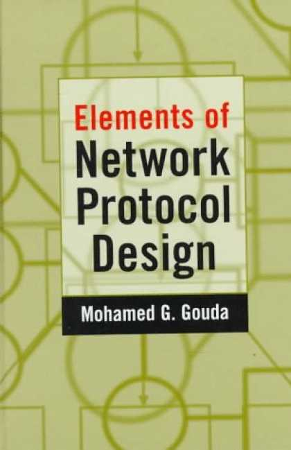 Design Books - Elements of Network Protocol Design