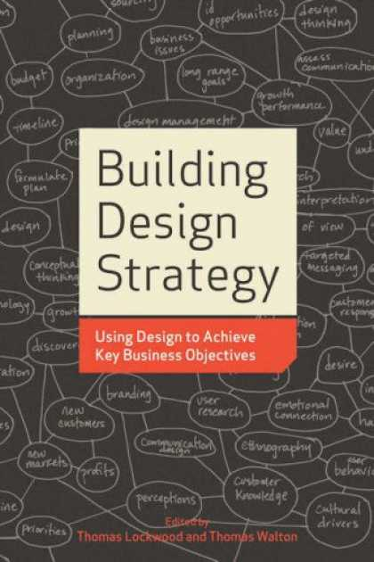 Design Books - Building Design Strategy: Using Design to Achieve Key Business Objectives