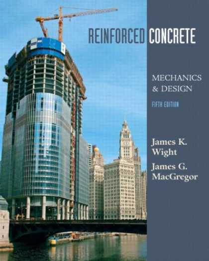 Design Books - Reinforced Concrete: Mechanics and Design (5th Edition)