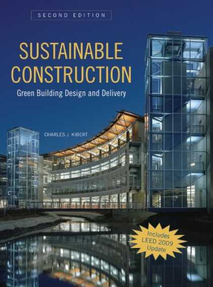 Design Books - Sustainable Construction: Green Building Design and Delivery, Second Edition