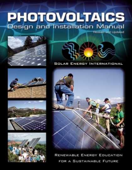 Design Books - Photovoltaics: Design and Installation Manual