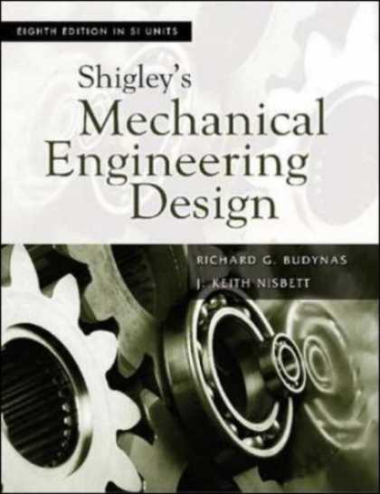 Design Books - Shigley's Mechanical Engineering Design