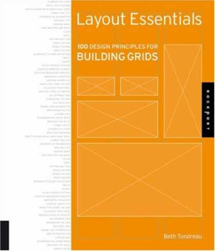 Design Books - Layout Essentials: 100 Design Principles for Using Grids