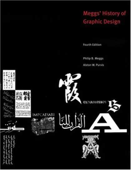 Design Books - Meggs' History of Graphic Design