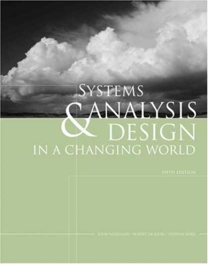 Design Books - Systems Analysis and Design in a Changing World