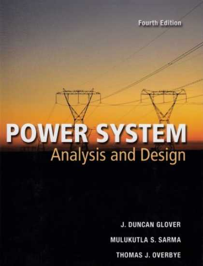 Design Books - Power Systems Analysis and Design