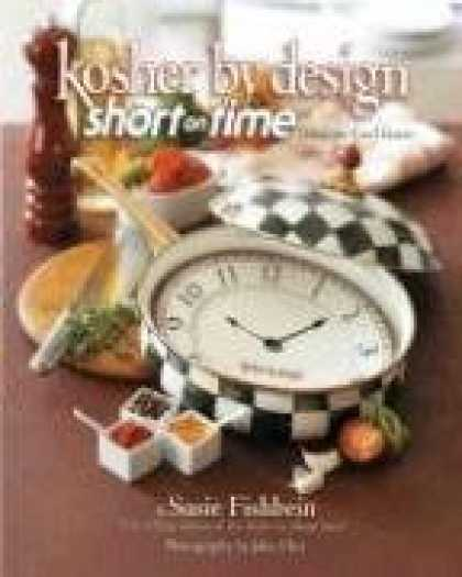 Design Books - Kosher by Design Short on Time: Fabulous Food Faster