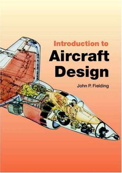 Design Books - Introduction to Aircraft Design (Cambridge Aerospace Series)
