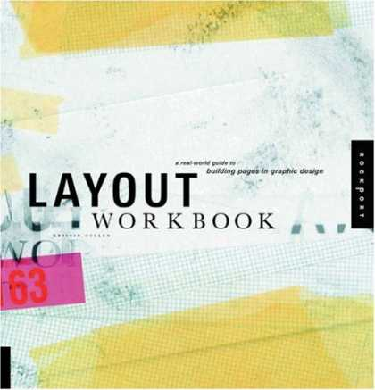 Design Books - Layout Workbook: A Real-World Guide to Building Pages in Graphic Design