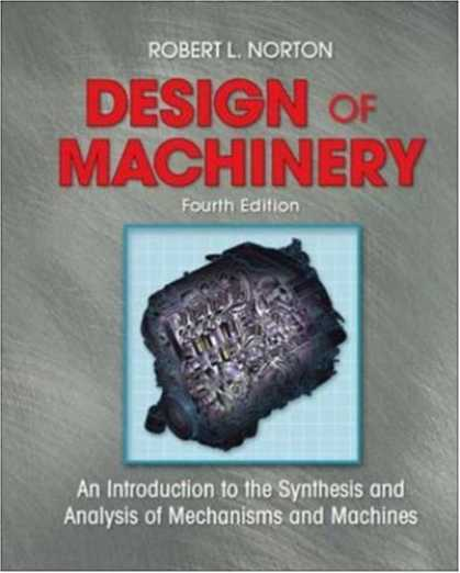 Design Books - Design of Machinery with Student Resource DVD