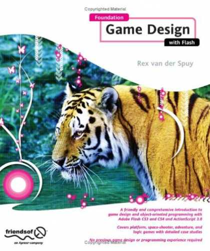 Design Books - Foundation Game Design with Flash