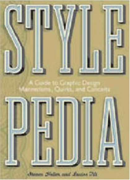 Design Books - Stylepedia: A Guide to Graphic Design Mannerisms, Quirks, and Conceits
