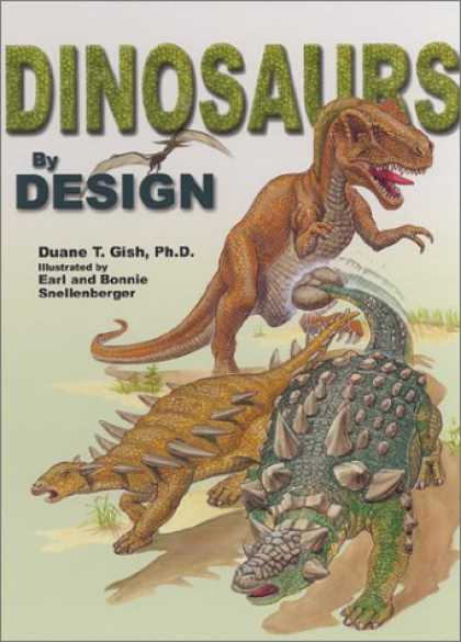 Design Books - Dinosaurs by Design