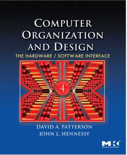 Design Books - Computer Organization and Design, Fourth Edition, Fourth Edition: The Hardware/S