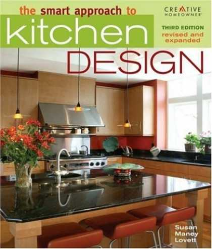 Design Books - The Smart Approach to Kitchen Design, Third Edition