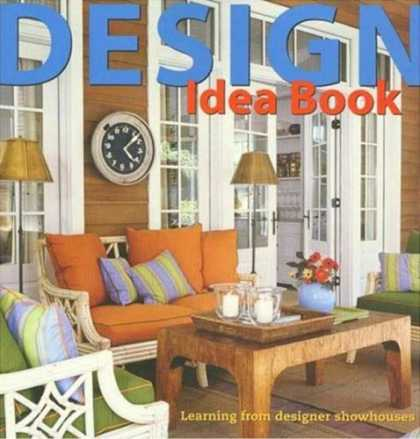 Design Books - Design Idea Book: Learning from Designer Showhouses