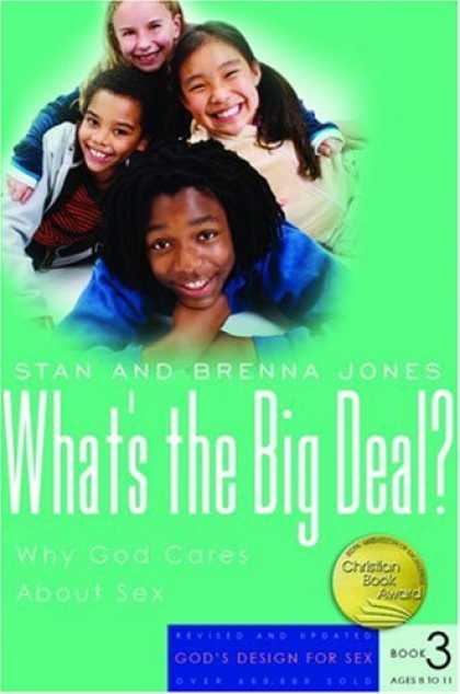 Design Books - What's the Big Deal?: Why God Cares About Sex (God's Design for Sex)