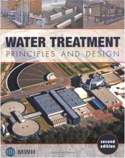 Design Books - Water Treatment: Principles and Design