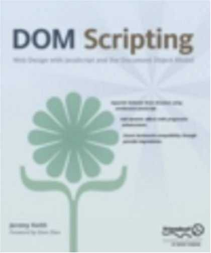 Design Books - DOM Scripting: Web Design with JavaScript and the Document Object Model