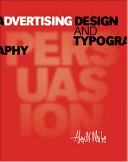 Design Books - Advertising Design and Typography
