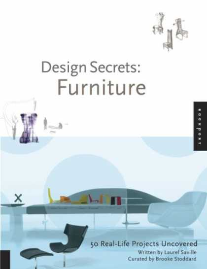 Design Books - Design Secrets: Furniture: 50 Real-Life Projects Uncovered