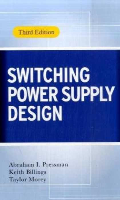 Design Books - Switching Power Supply Design, 3rd Ed.