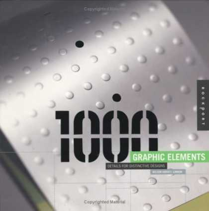 Design Books - 1,000 Graphic Elements: Details for Distinctive Designs