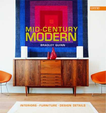 Design Books - Mid-Century Modern: Interiors, Furniture, Design Details (Conran Octopus Interio