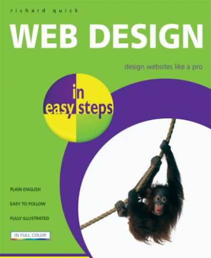 Design Books - Web Design in Easy Steps