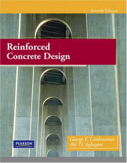 Design Books - Reinforced Concrete Design (7th Edition)