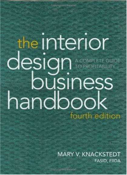 Design Books - The Interior Design Business Handbook: A Complete Guide to Profitability