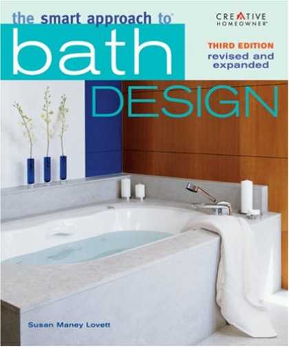 Design Books - The Smart Approach to Bath Design, Third Edition