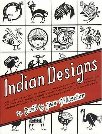 Design Books - Indian Designs (Native American)