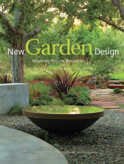 Design Books - New Garden Design: Inspiring Private Paradises