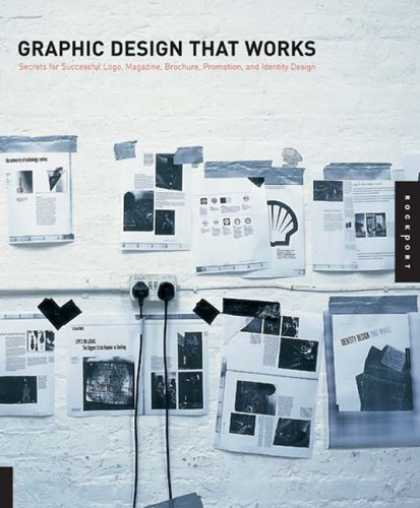Design Books - Graphic Design That Works: Secrets for Successful Logo, Magazine, Brochure, Prom