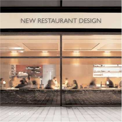 Design Books - New Restaurant Design