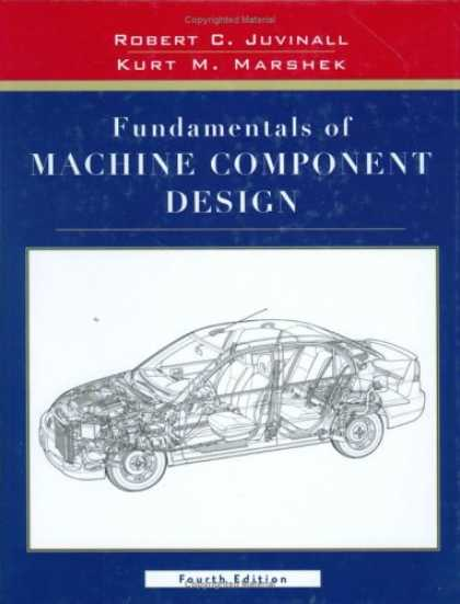 Design Books - Fundamentals of Machine Component Design