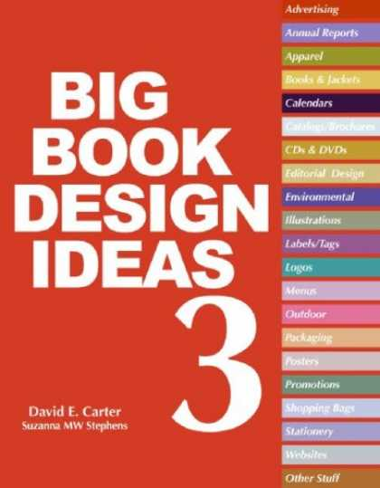 Design Books - The Big Book of Design Ideas 3