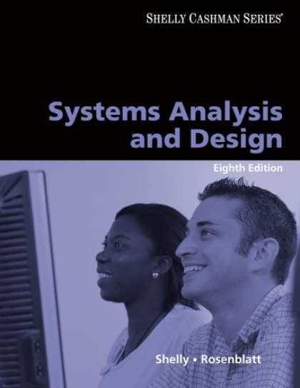 Design Books - Systems Analysis and Design (Ahelly Cashman Series)