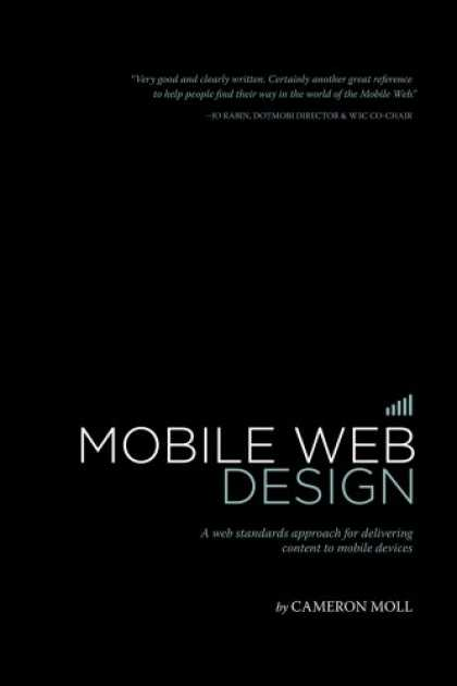 Design Books - Mobile Web Design