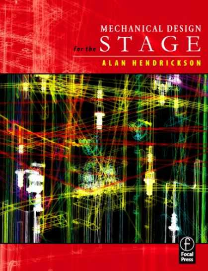 Design Books - Mechanical Design for the Stage