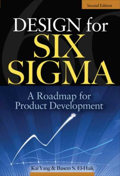 Design Books - Design for Six Sigma: A Roadmap for Product Development