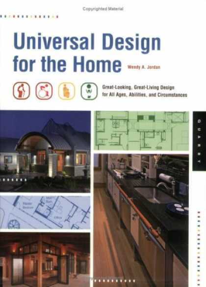 Design Books - Universal Design for the Home: Great Looking, Great Living Design for All Ages,