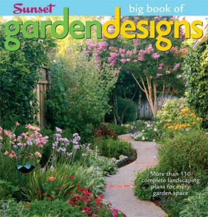Design Books - Big Book of Garden Designs (Big Book of)