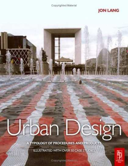 Design Books - Urban Design: A typology of Procedures and Products. Illustrated with over 50 Ca
