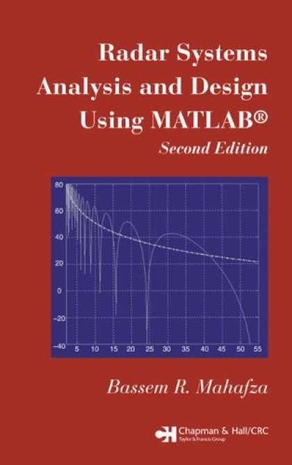 Design Books - Radar Systems Analysis and Design Using MATLAB Second Edition