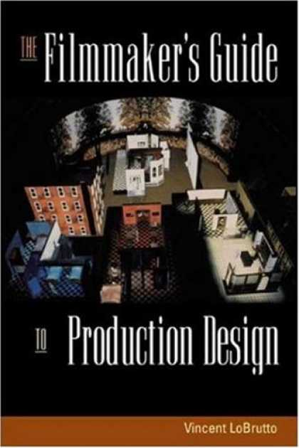 Design Books - The Filmmaker's Guide to Production Design