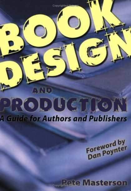 Design Books - Book Design and Production