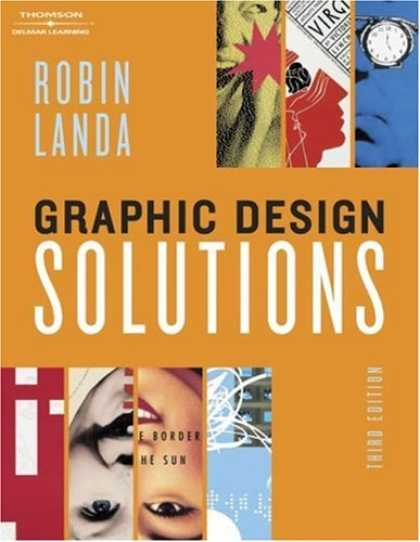 Design Books - Graphic Design Solutions, Third Edition